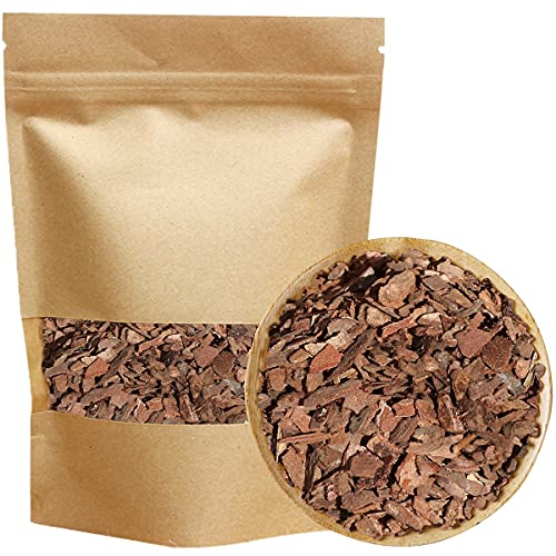Orchid Potting Bark, 5 qt All Natural Pine Wood Chips, Houseplant Mulch,...