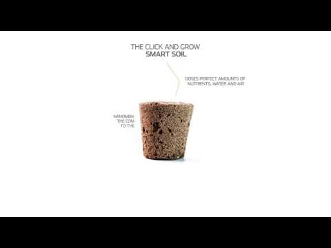 The magic of the Click & Grow Smart Soil