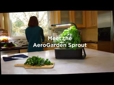 AeroGarden Sprout Product Video