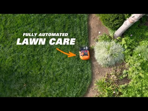 The Future of Lawn Care is Here | Worx Landroid