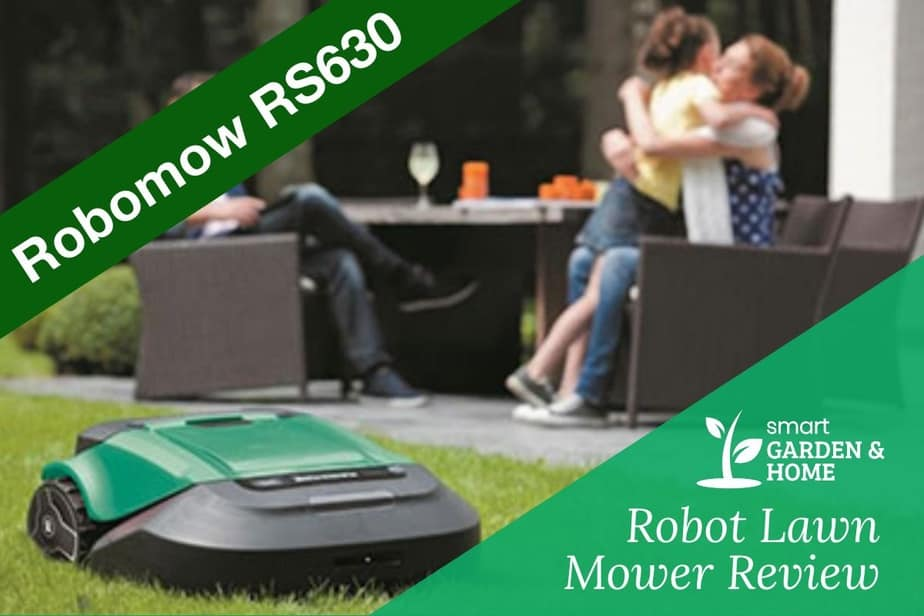 Robomow RS630 Robot Lawn Mower Review